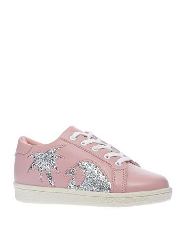 Spor Ayakkabı-Pink&Orange